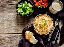 Instant Easy Onion Rice Recipe 008545