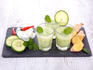 Top Healthy Ginger Cucumber Juice Recipe