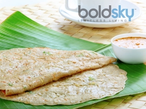 Whole Wheat Dosa Recipe