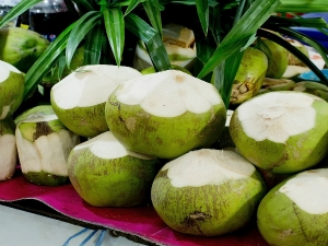 Why You Should Wash Your Face With Coconut Water Summer