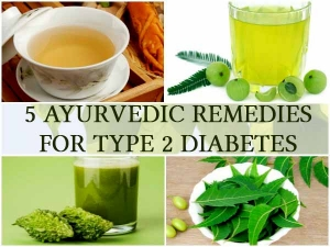 5 Ayurvedic Remedies Type 2 Diabetes