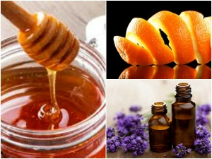 Diy Vitamin C Honey Lavender Oil Face Mask Prevent Acne