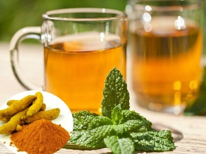 Drink Tulsi Water With Turmeric Every Morning