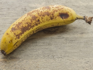 Banana Is You Need Treat Mosquito Bite