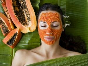 Papaya Beauty Tips A Glowing Skin