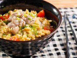 Healthy Recipe Diabetics Cauliflower Rice Biryani