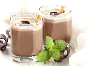 Coffee Milkshake Recipe Parties Christmas New Year