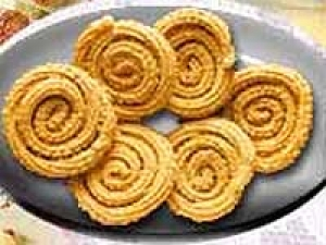 Wheat Chakkuli Crunchy Healthy