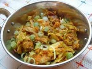 Zunaka North Karnataka Dish