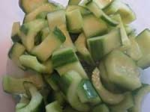 Cucumber Delights Fast Food Recipe