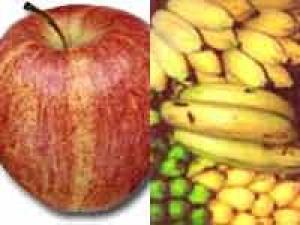 Banana Apple Halwa Sweet Recipe