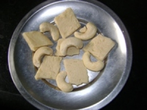 Milk Mysorepak Sweet Recipe