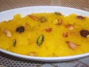 Kesari Bhat Recipe Karnataka Cuisines