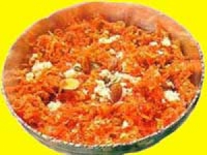 Sweet Recipe Carrot Halwa