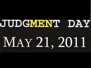 May 21 Judgement Day Will Jesus Come Aid