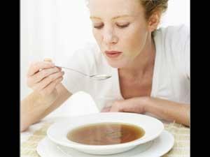 Ginger Soup Recipe Seasonal Ailments Aid