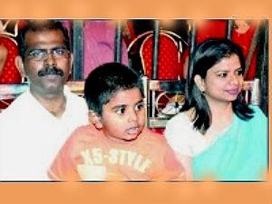 Ias Manivannan Profile First Marriage Aid