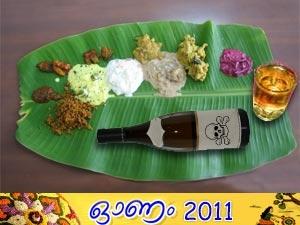 Top Meat Eaters India Keralites Thiru Onam Sadya Aid