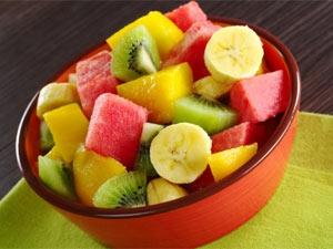 Mixed Fruit Salad Navratri Recipe Aid