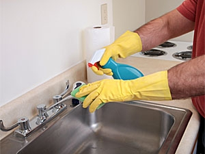 Tips To Clean Sinks Aid