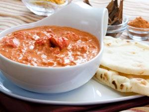 Tomato Cashew Curry Recipe Aid