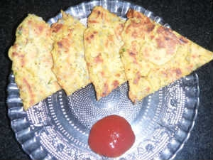 Kadlehittu Cutlet Recipe Snacks Winter Evening Aid