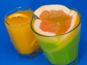 Orange Mock Tail Juice Aid