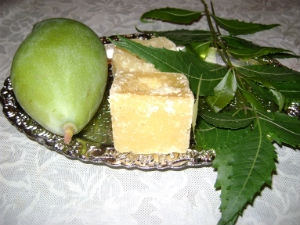 Benefit From Neem And Jaggery Aid