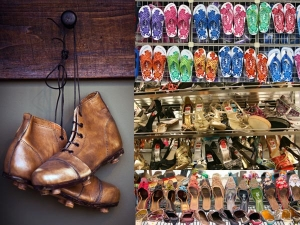 Different Type Of Shoe Stand