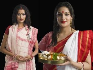 Famous Bengali Sarees To Try
