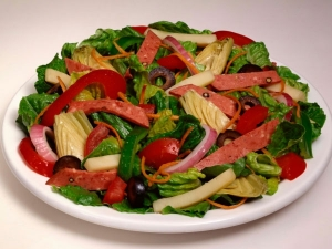 Cold Bell Pepper Salad