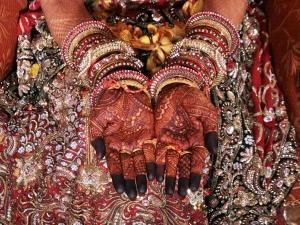 Significance Mehendi Hindu Marriage