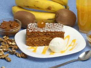Banana Chocolate Chunk Cake Recipe