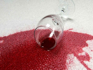 Method Get Red Wine Stains