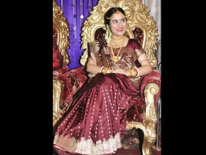 Traditional Indian Bridal Sarees