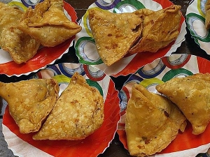 Types Samosas For An Evening Treat