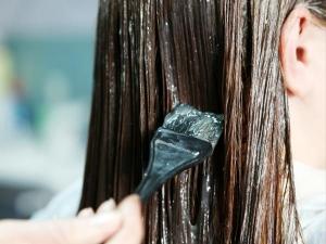 Hair Benefits Applying Henna