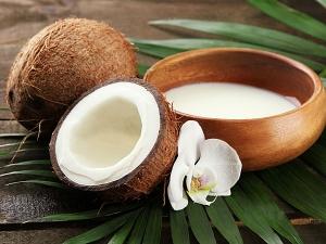 Coconut Milk Hair Care