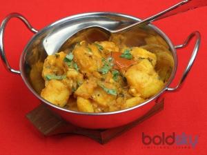 Tangy Aloo Tamatar Side Dish Recipe