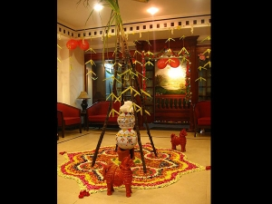 Rituals Associated With Pongal