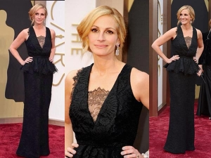 Julia Roberts Wears Givenchy At Oscar