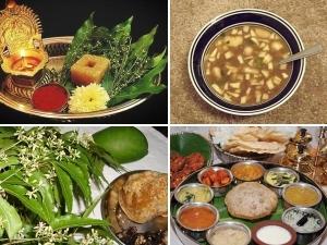 Tradition Ugadi South India