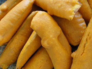 Crispy Banana Bajji Ugadi