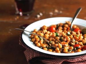 Chana Usal Recipe Ugadi