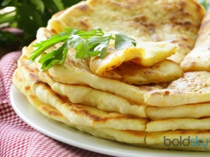 Coconut Puran Poli Ugadi Sweet Recipe
