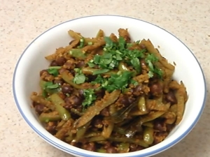 Mouthwatering Tindora Channa Side Dish Recipe