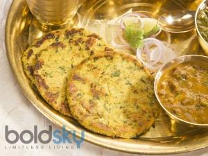 Must Try Healthy Rava Roti Recipe