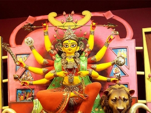 Did Lord Rama Start Durga Puja