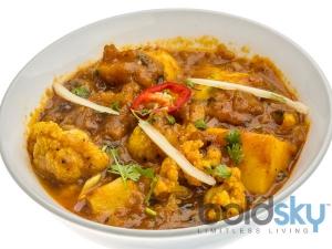 Quick Easy Rasedar Aloo Gobhi Recipe