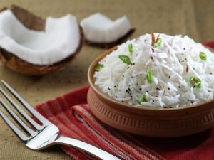Thai Coconut Rice Recipe